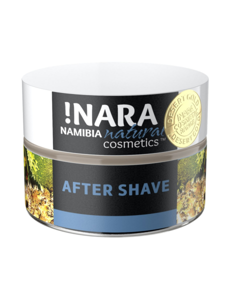 !Nara Namibia Natural Cosmetics after shave cream