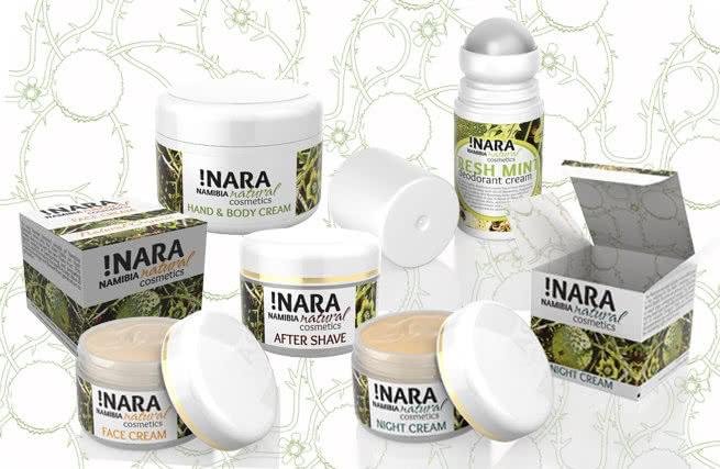 !Nara Organic Pflegeserie