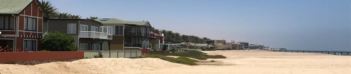 swakopmund beach front
